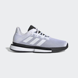 Chaussure SoleMatch Bounce Cloud White / Cloud White / Core Black G26602
