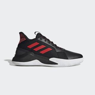 Tenis RunTheGame Core Black / Core Black / Active Red EF1022