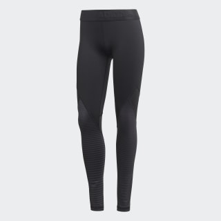 Alphaskin Sport Climawarm Tights Black CY2246