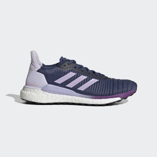 Solar Glide 19 Schoenen Tech Indigo / Cloud White / Purple Tint EE4333