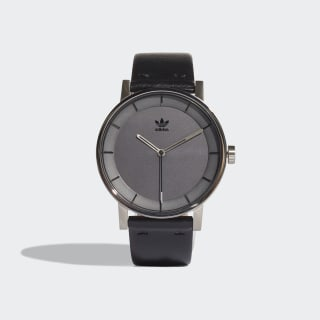 DISTRICT_L1 Watch Silver Metallic / Charcoal / Black CJ6334