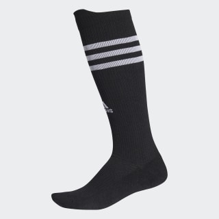 Alphaskin Compression Over-The-Calf Socken Black / White / White FK0926
