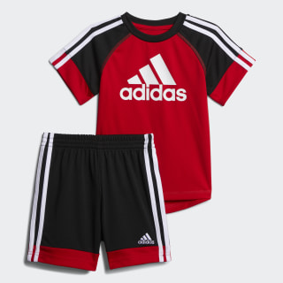 Urban Sport Shorts Set Scarlet CM6664