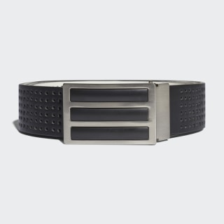 3-Stripes Perforated Reversible Belt Black CG2634