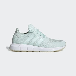 Swift Run Shoes Ice Mint / Off White / Cloud White CG6131