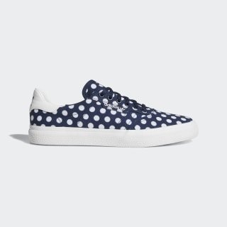 Zapatilla 3MC Vulc Collegiate Navy / Cloud White / Collegiate Navy B44946
