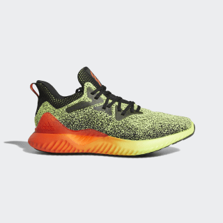 Alphabounce Beyond Shoes Solar Yellow / Solar Red / Core Black B27815