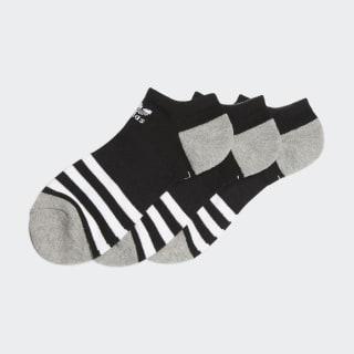 Cushioned Crew Socks 3 Pairs Multicolor BH6444