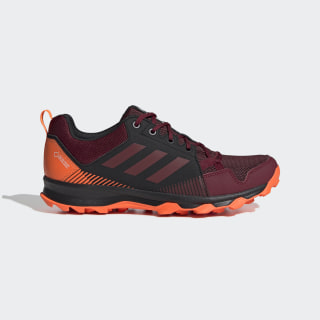Terrex Tracerocker GTX Shoes Collegiate Burgundy / Collegiate Burgundy / Solar Orange G26405