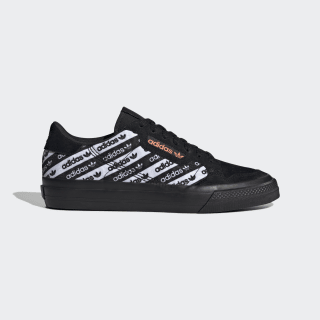 Continental Vulc Schuh Core Black / Core Black / Semi Coral EG8778