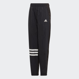 ID Warm Joggers Black / White ED6409