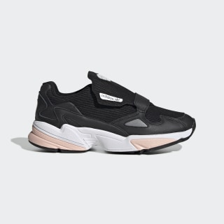 Falcon RX Shoes Core Black / Glow Pink / Grey Three EE5112