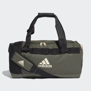 Training Convertible Duffel Bag Night Cargo / Black / Linen DZ8640