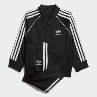 SST Track Suit Black / White DV2820
