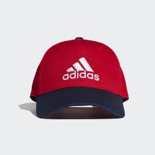Gorra LK GRAPHIC CAP scarlet/collegiate navy/white ED8633