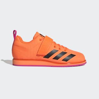 Powerlift 4 Shoes Solar Orange / Core Black / Shock Pink F99830