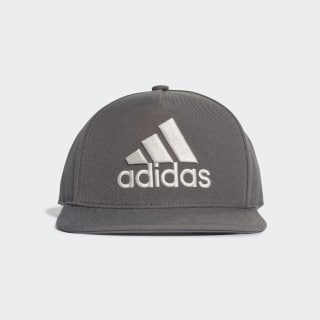 H90 Logo Cap Grey Six / Grey Six / Raw White DT8579