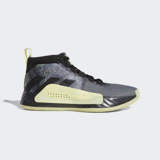 Баскетбольные кроссовки Dame 5 grey six / grey four f17 / core black F36933