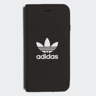 Adicolor Booklet iPhone 8 Black / White CJ6183