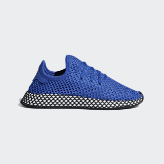 Deerupt Runner Schuh Hi-Res Blue / Hi-Res Blue / Ftwr White B41879