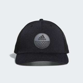 Globe Trucker Hat Black / Black DT2187