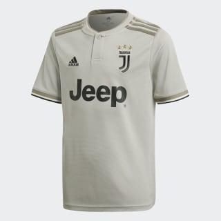 Juventus Turin Auswärtstrikot Sesame / Clay CF3506