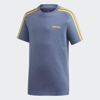 Camiseta Essentials 3-Stripes tech ink/active gold EI7985