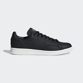 Tenis Stan Smith Core Black / Crystal White / Trace Cargo F34072