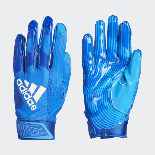 Adizero 9.0 Highlighter Receiver Gloves Royal Blue EW5586
