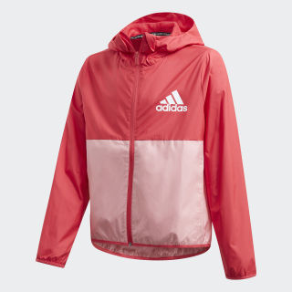 Cortavientos Must Haves Core Pink / Glory Pink / White FL1803