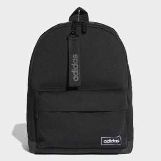 Classic Small Backpack Black / Black / White FL3711