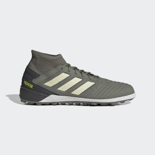 Zapatos de Fútbol Predator TAN 19.3 Césped Artificial Legacy Green / Sand / Solar Yellow EF8210