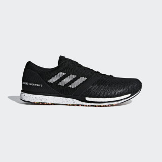 Adizero Takumi Sen 5 Shoes Core Black / Cloud White / Carbon B37419