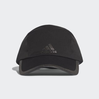 Boné de Running Climaproof Black / Black / Black Reflective CF9611