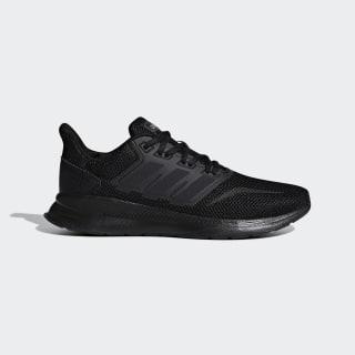 Zapatillas Runfalcon core black / core black / core black F36216