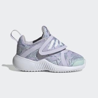 FortaRun X Shoes Purple Tint / Cloud White / Dash Green EF9709