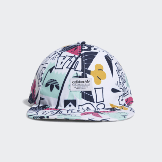 Gorra Bill Snapback multicolor DU8286