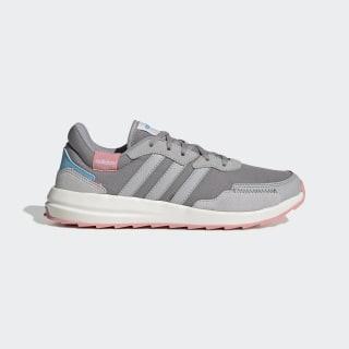 Retrorun Shoes Light Granite / Grey Two / Bright Cyan EG4216