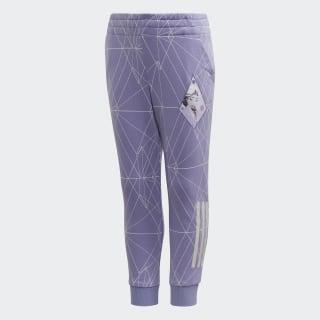 LG DY FRO Pant Light Purple / White GD3716
