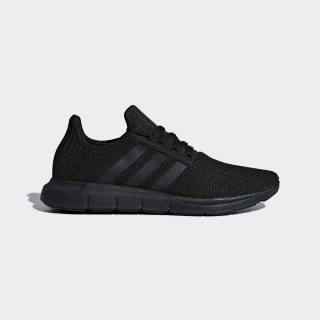 Кроссовки Swift Run core black / core black / ftwr white AQ0863