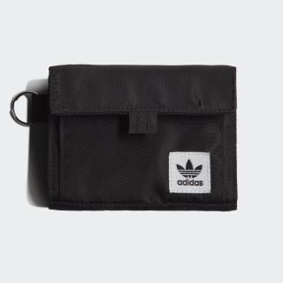 Бумажник с тремя отделениями black ED8037
