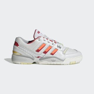 Torsion Comp Shoes Crystal White / Signal Coral / Glory Red EF5973