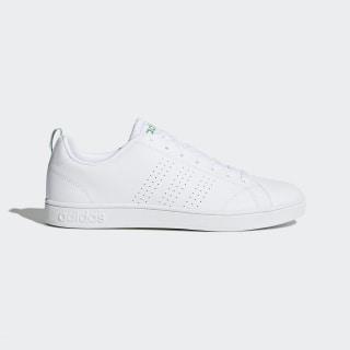 Zapatilla VS Advantage Clean White / Green / Green F99251