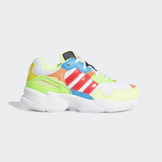 Yung-96 Shoes Cloud White / Shock Red / Hi-Res Yellow EE4410