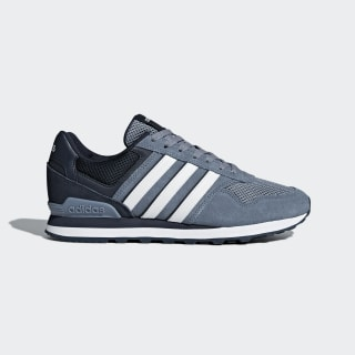 Zapatillas 10K RAW STEEL S18/FTWR WHITE/COLLEGIATE NAVY DB0074