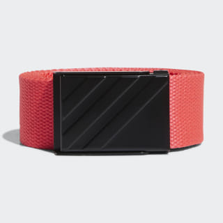 Webbing Belt Shock Red DT4915