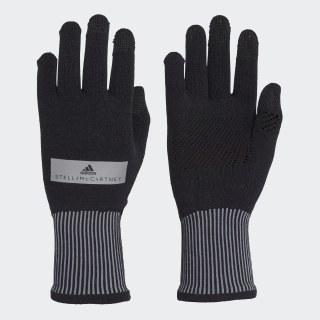Перчатки для бега black DZ6827