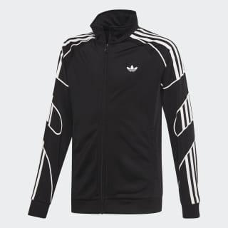 Олимпийка Flamestrike black / white DW3860