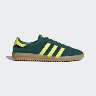 Bermuda Shoes Collegiate Green / Shock Yellow / Gum B41472