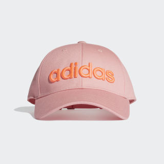 Embroidered Baseball Cap Glory Pink / Signal Coral FP9629